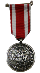 Medalje for delatgelse