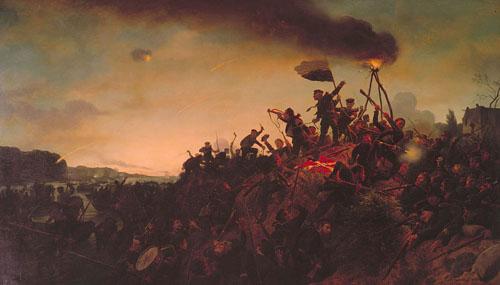 1864 krigen als